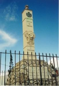 The monument on Vimeiro Hill, 21k